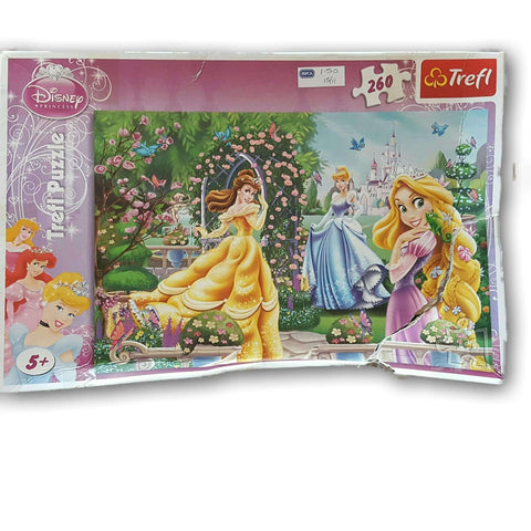 Disney Princess 260 Pc Puzzle