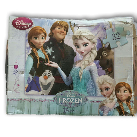 Frozen Puzzle 32 Pc
