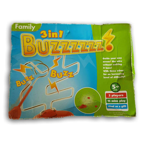 3 In 1 Buzz