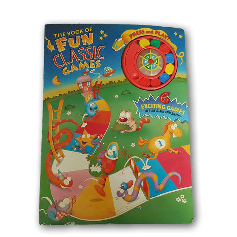 The Book Of Fun Classic Games