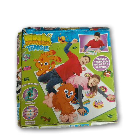 Moshi Monsters Tangle (Like Twister)