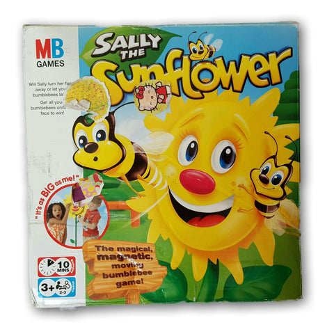 Sally The Sunflower