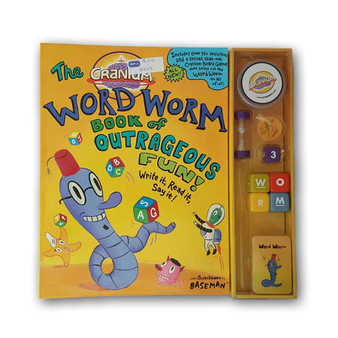 The Cranium Word Worm