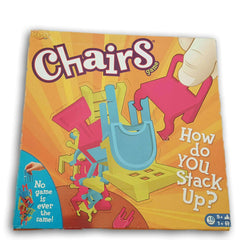 Chairs Game - Toy Chest Pakistan
