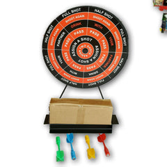 Dart board with darts - Toy Chest Pakistan
