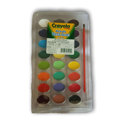 Crayola Washable Waater Colours