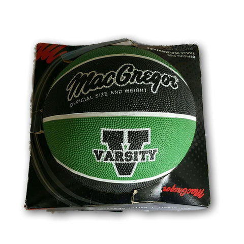 Mcgregor Varsity Basket Ball New