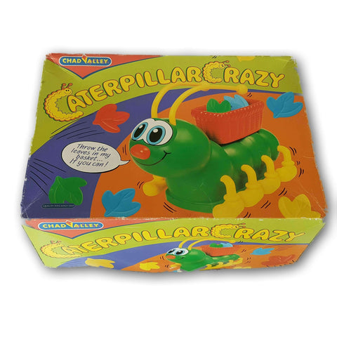 Caterpillar Crazy