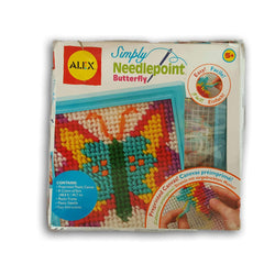 Simply Needlepoint Butterfly - Toy Chest Pakistan