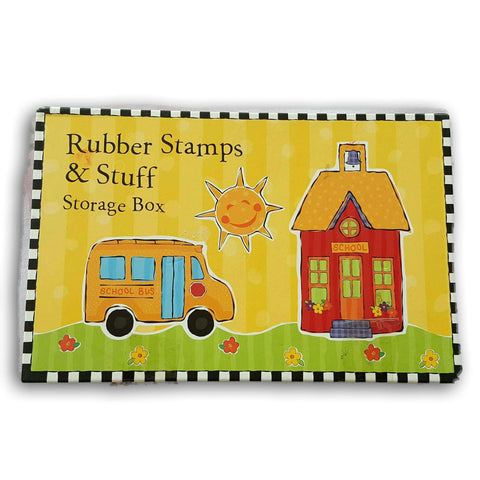 Rubber Stamp S And Stuff Storage Boxset