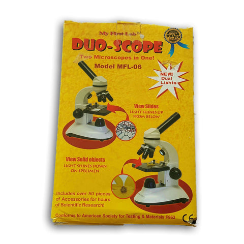 Duo-Scope Microscope