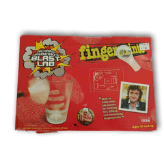 Richard Hammon's Blast Lab Fingerprints - Toy Chest Pakistan