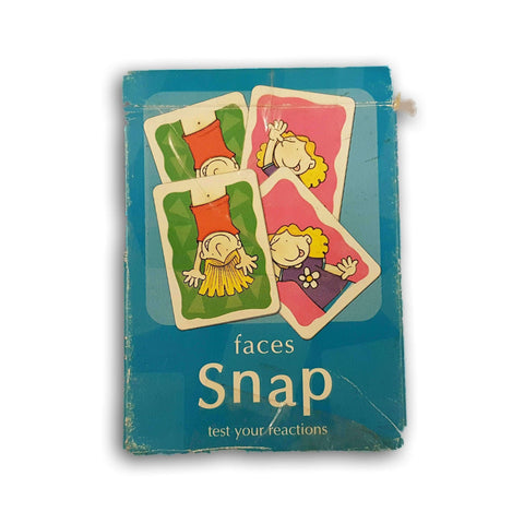 Faces Snap- Test Your Reaction