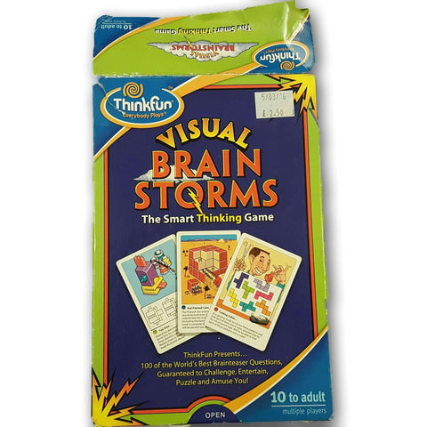 Thinkfun Visual Brainstorm Cards