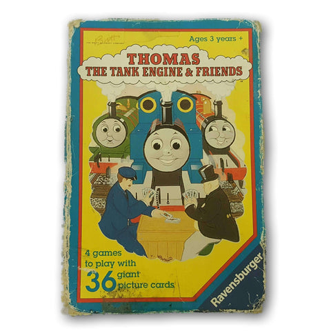 Thomas The Tank Engine And Friends (4 Card Games)