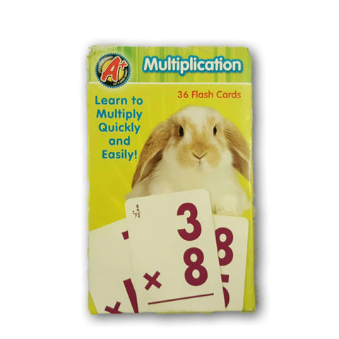 A+ Multiplication Cards