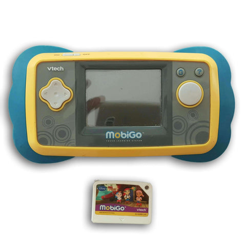 Vtech Mobigo With One Cartridge