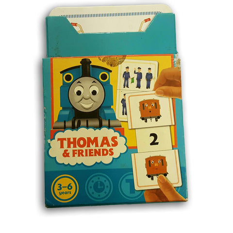 Thomas And Friends Numbe Cards