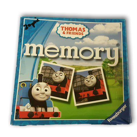 Thomas Train Memory Game