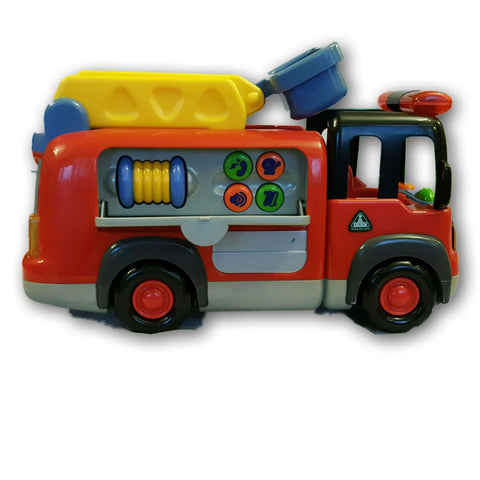 ELC Lights and Sounds Fire Truck