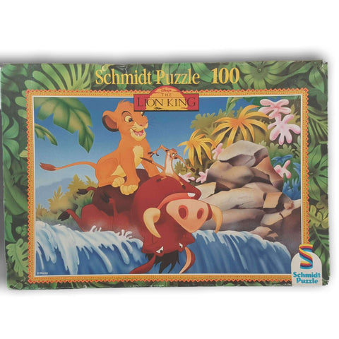 100 Pc Lion King Puzzle