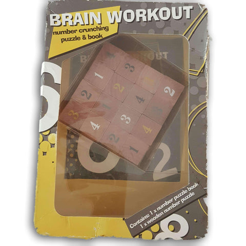 Brain Workout (New)