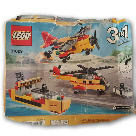 Lego 3 In 1 Set New