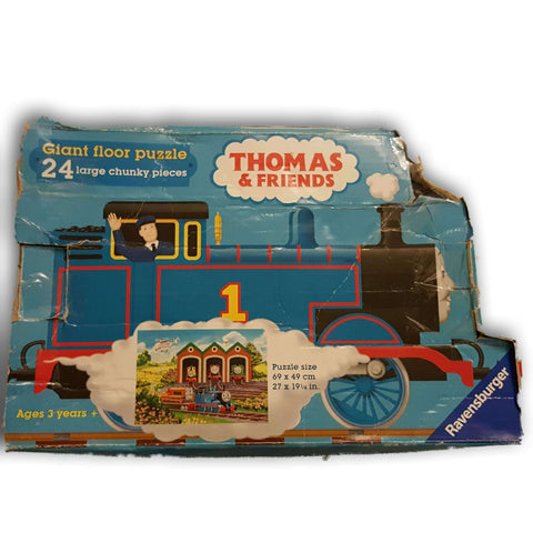 Thomas And Friends 24 Chunky Piece Puzzle