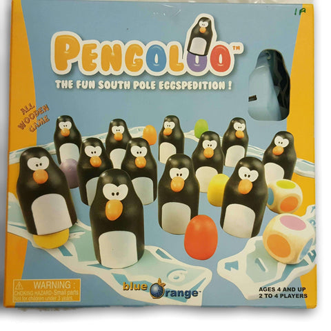 Pengoloo (1 Penguin Less)