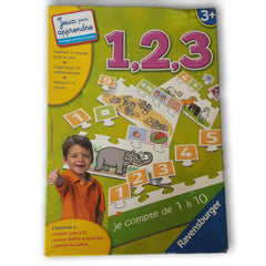 1,2,3 (Counting puzzle) - Toy Chest Pakistan