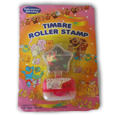 Timbre Roller Stamp