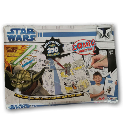 Star Wars Comic Maker Kit