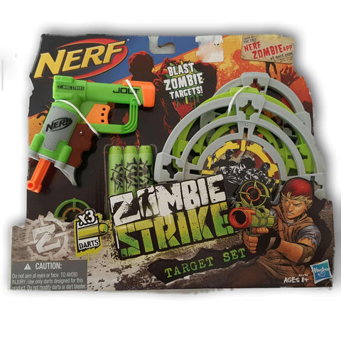 Nerf Zommbie Strike New