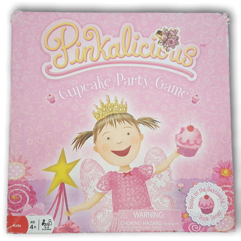Pinkalicios Cupcake Party Game