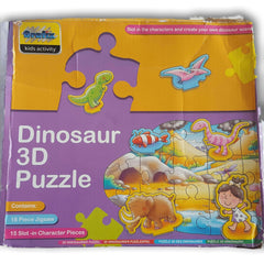 Dinosaur 3D Puzzle - Toy Chest Pakistan