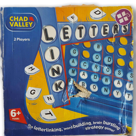 Chad Valley Letters Links