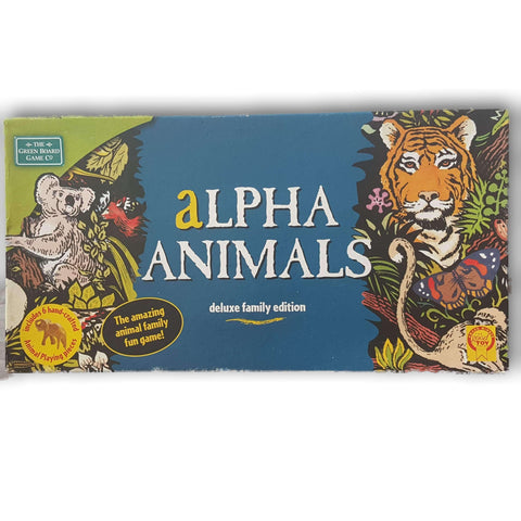 Alpha Animals