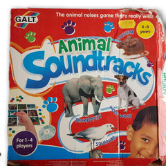 Animal Soundtracks - Toy Chest Pakistan