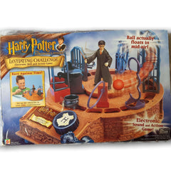 Harry Potter and the Sorcerors Stone: The Levitating Challenge - Toy Chest Pakistan