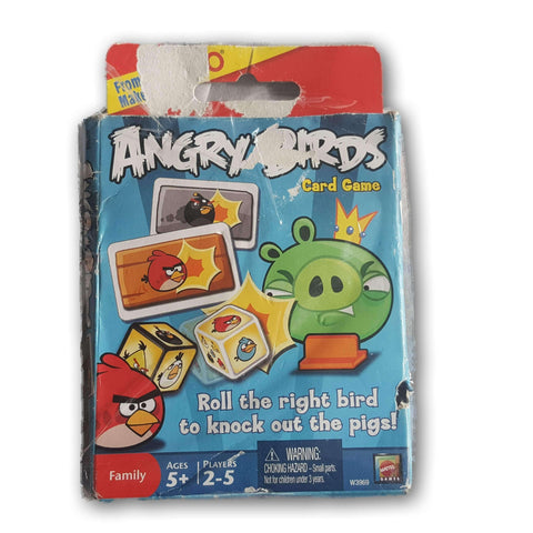 Angry Birds Card Game - Toy Chest Pakistan