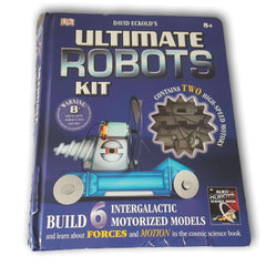 Ultimate Robots Kit - Toy Chest Pakistan