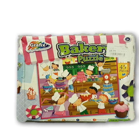 Bakery Puzzle 45pc