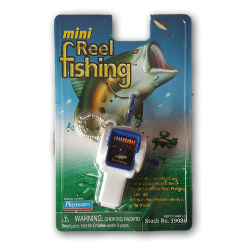 Mini Reel Fishing NEW