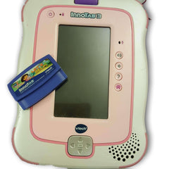 Innotab 3 with cartridge - Toy Chest Pakistan