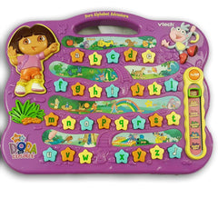 Dora Alphabet Adventures - Toy Chest Pakistan