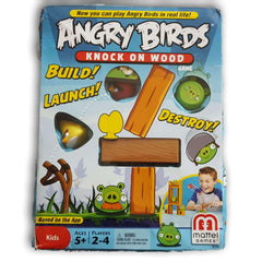 Angry Birds - Knock on Wood - Toy Chest Pakistan