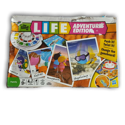 Life Adventures' Edition