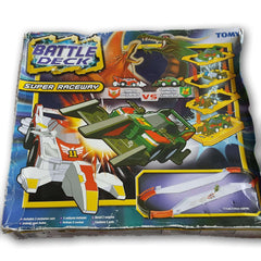 Battle Deck Super Raceway - Toy Chest Pakistan
