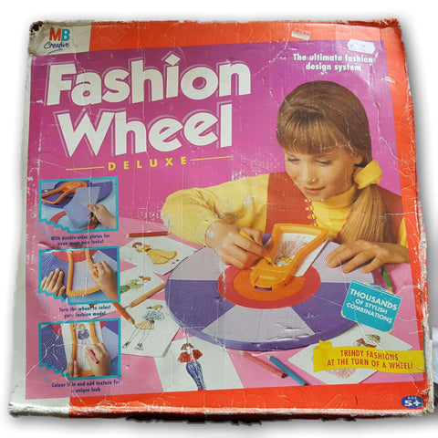 Fashion Wheel Deluxe - Toy Chest Pakistan