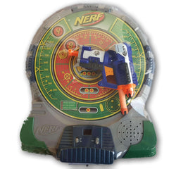 NERF Gun with Target Practise - Toy Chest Pakistan